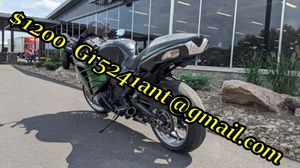 $1200 Such a beautiful Moto for sale 2013 Kawasaki Ninja ZX 14R no issue for Sale in Raleigh, NC