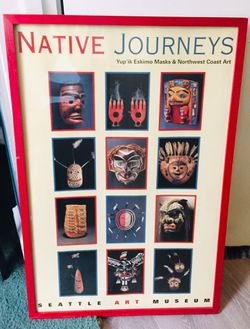 Native Journeys Framed Art for Sale in Pittsburgh,  PA
