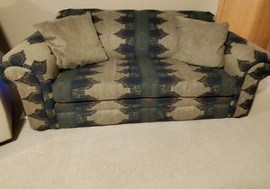 Southwest Couch and Loveseat for Sale in Wichita, KS