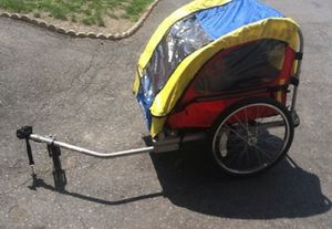 Master cycle bike trailer for Sale in Lakeside, CA