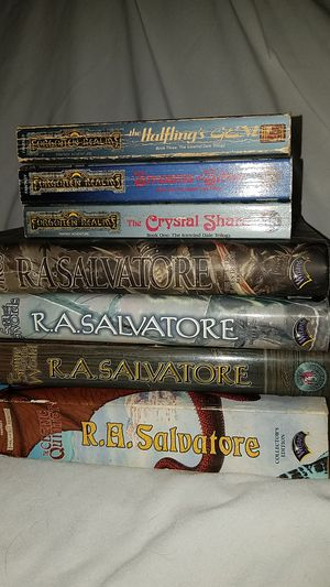 Lot of fantasy books-forgotten realms for Sale in West Palm Beach, FL