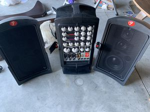 Fender Passport PD-150 portable PA system amp sound system for Sale in Garner, NC