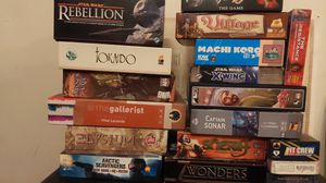 Assorted Board Games for Sale in Tempe, AZ