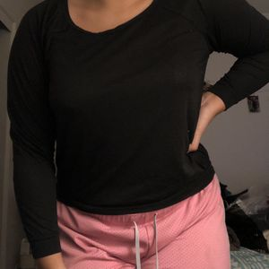 Sans Souci Black Long Sleeve for Sale in Fontana, CA