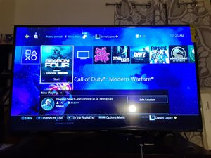 """60 inch 4K Hisense Roku Smart TV for Sale in Dallas, TX"