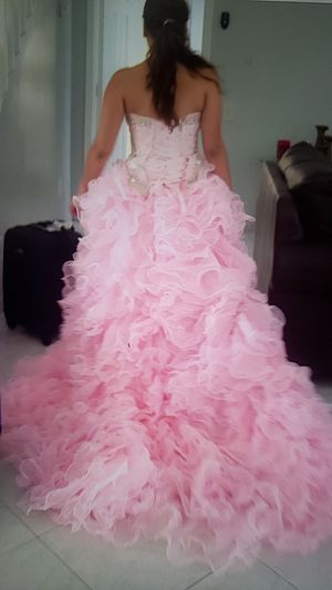 quinceanera dress for Sale in Union Park, FL