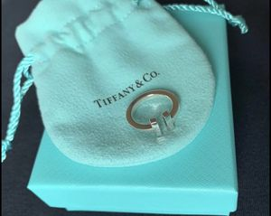 Tiffany & Co T square ring in sterling silver for Sale in North Bethesda, MD