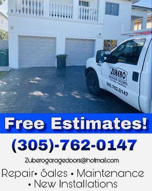 Zubero Garage Doors for Sale in Doral, FL