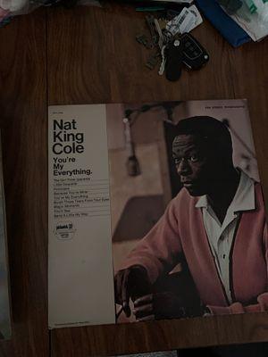 Nat King Cole Album for Sale in Mount Laurel Township, NJ