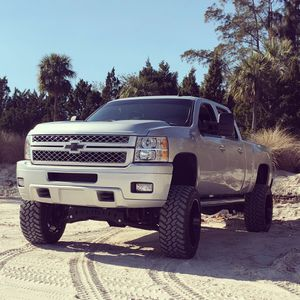 Chevy Silverado 2500 Duramax z71 for Sale in Clearwater, FL