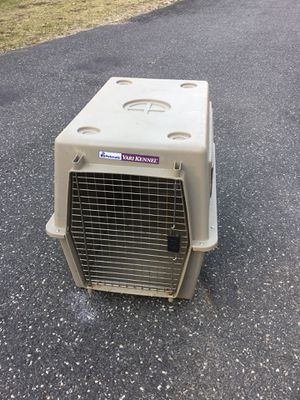 Large dog crate kennel for Sale in Concord, MA