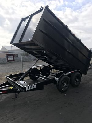 2019 Dump Trailer 8x12x4 for Sale in Delano, CA