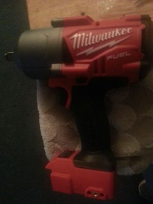 "Brand new Milwaukee fuel 1/2"" impact wrench for Sale in New Albany, IN"