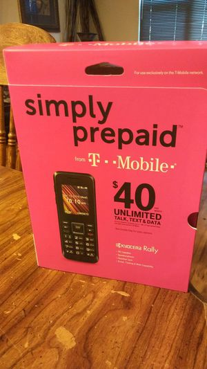 T-Mobile simply prepaid phone for Sale in Lakeside, AZ