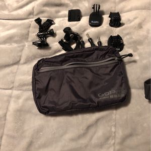 Brand New GoPro Bag And Attachments for Sale in Bakersfield, CA