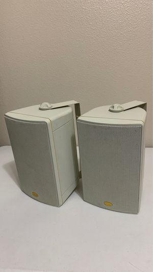 Klipsch Outdoor Speakers KH07 New - Never Used for Sale in Clovis, CA