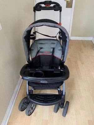 Baby trend Sit N Stand ultra stroller for Sale in Evanston, IL
