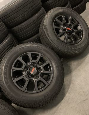 """2018 Tundra TRD Wheels Rims Tires Rines 18"""" OEM for Sale in Inglewood, CA"""