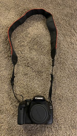 Canon 550D for Sale in Denver, CO