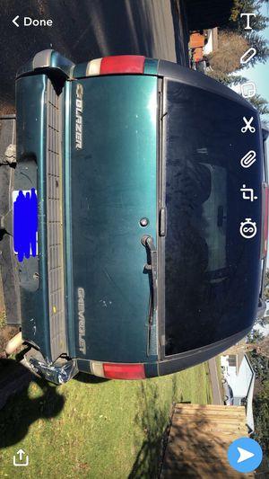 96 Chevy blazer for Sale in Auburn, WA