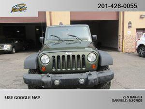 2008 Jeep Wrangler for Sale in Garfield, NJ