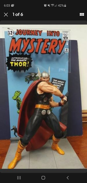 Marvel Statues / bust collection up for sale ! for Sale in Laguna Beach, CA