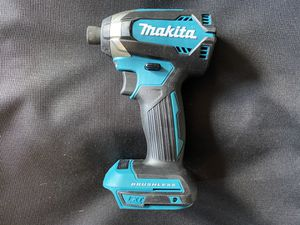 NEW Makita 1500lbs In. Torque Impact Brushless Impact Drill ( Tool Only ) for Sale in Vancouver, WA
