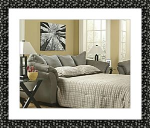 Sleeper sofa pull out bed free delivery for Sale in Gambrills, MD