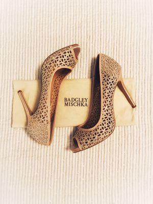 Badgley Mischka Embellished Heels for Sale in Gonzales, LA