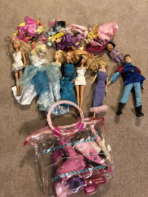 Dolls and toys for girls for Sale in Johnston, RI