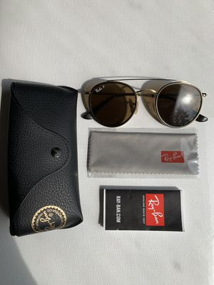 Ray Ban Sunglasses - Round Double Bridge for Sale in HOFFMAN EST, IL
