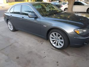 2007 BMW 750i for Sale in Fresno, CA