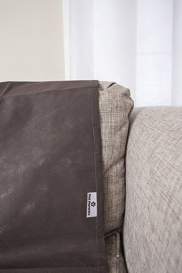 Cat & Dog Deterrent Mat (brown)