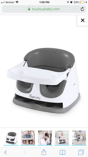 Ingenuity Baby Base 2-in-1 Booster Seat -NEW! Reg $45 for Sale in Dallas, GA