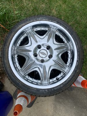 Like New Tire's on Rims. All 4 of them for sale!!! for Sale in Elkridge, MD