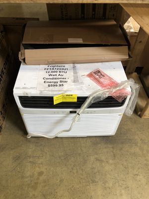 Brand new Frigidaire ac unit with manufacturers warranty for Sale in New Lenox, IL