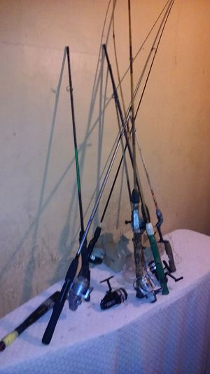 Fishing .. equipment {url removed}.for.one price. Together for Sale in Chicago, IL