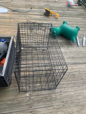 Small dog crate for Sale in Lumberton, NJ