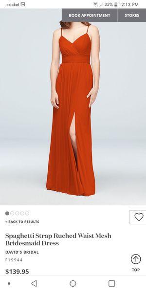 Davids Bridal dress for Sale in Fallston, MD