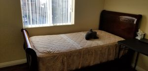 Twin bed. Great condition. Free!!! for Sale in Las Vegas, NV