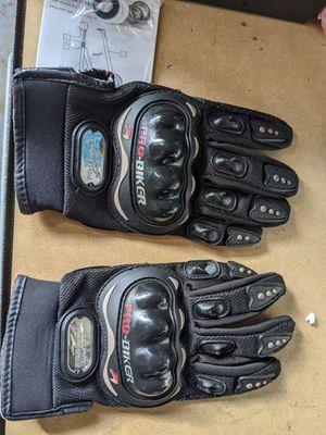 Pro biker gloves for Sale in Tarpon Springs, FL