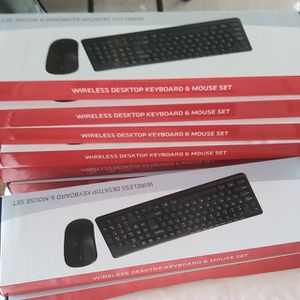 wireless mouse & keyboard combo for Sale in Brooksville, FL