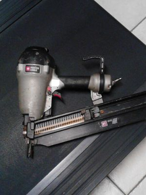 Porter-Cable nail gun for Sale in Tampa, FL