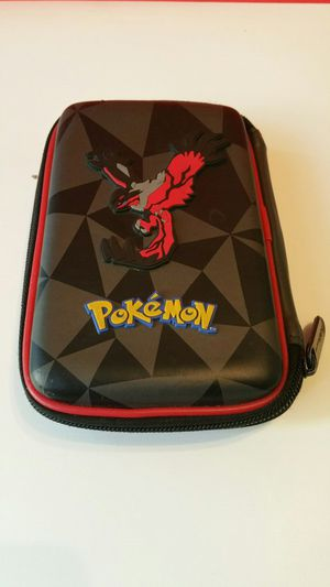 POKEMON NINTENDO 3DS XL CASE OR WILL FIT ALL for Sale in San Diego, CA