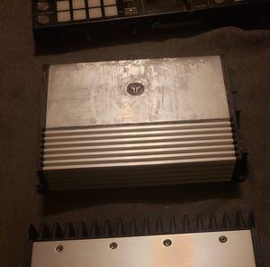 JL A4300 4 channel amplifier for Sale in Seattle, WA