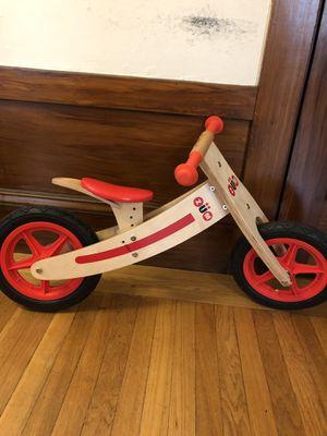 Zum balance bike for Sale in San Francisco, CA