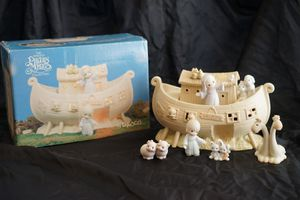 Precious Moments Noah's Ark with additional animals night light for Sale in Round Rock, TX