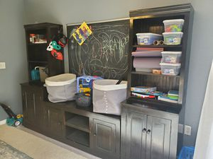 Shelving unit/ mudroom/ storage cabinets for Sale in Town 'n' Country, FL