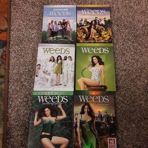 Weeds Season 1-6 for Sale in Lakewood, CO