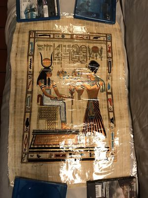 Egyptian Poster for Sale in San Francisco, CA